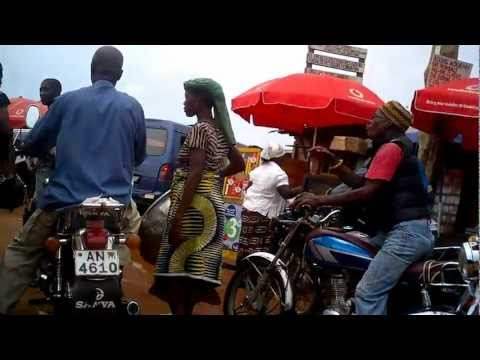 AFLAO ( frontière ghana/togo )