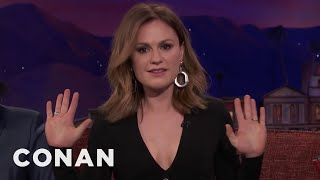 Anna Paquin's CrossFit Nickname  - CONAN on TBS thumbnail