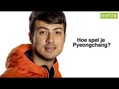 Olympische Zuid-Korea-quiz met Kai Verbij