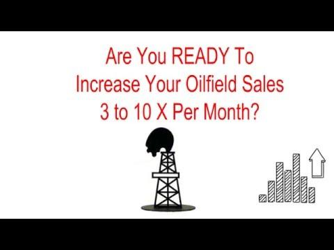 Oilfield Sales | Oilfield Services Software