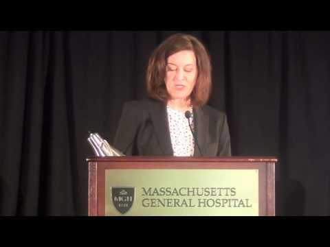 Victoria Reggie Kennedy - Remarks