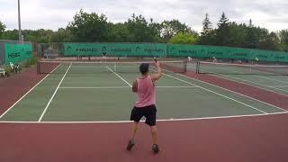 7/30/18 Tennis - Set Highlights