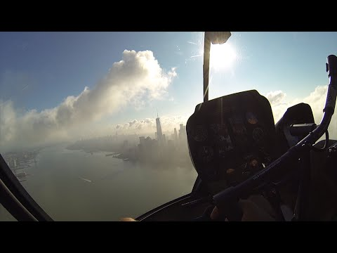 Robinson R66 Familiarization Flight w/ Comms