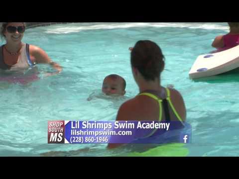 Shop South Mississippi - Lil Shrimps Swim Academy