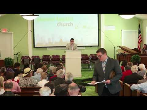2-4-18, #it's time to Obey, Pioneer Baptist Church