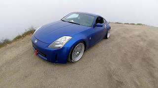2003 350z In-Depth Tour, Walkaround, and Exhaust Note.