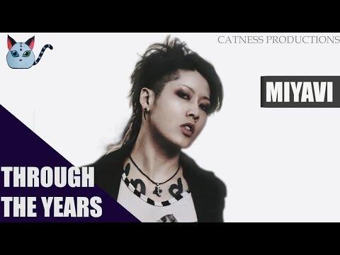Through the years: Miyavi (1999-2016) | Catness Productions
