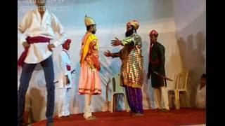 Shivaji Maharaj Powada - Maharajanchi Kirti Bhefam Hoti