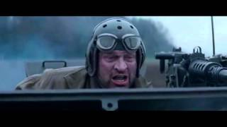 If FURY was a realistic movie . . .