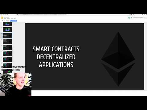 Difference between DAPPS and Smart Contracts? Programmer explains.