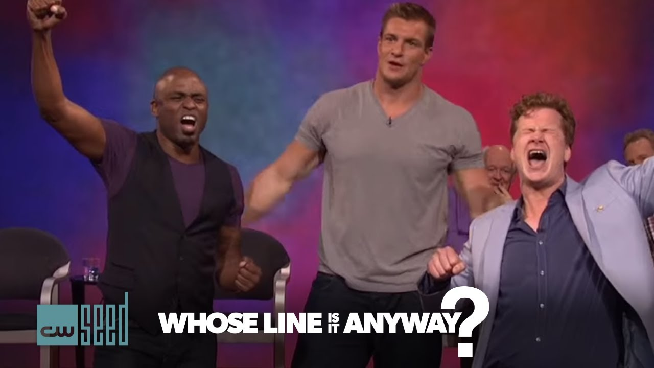 The best: whose line is it anyway cw dating