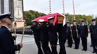 Pogrzeb Admirała Unruga