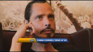 Chris Cornell dies suddenly at age 52, reports of suicide