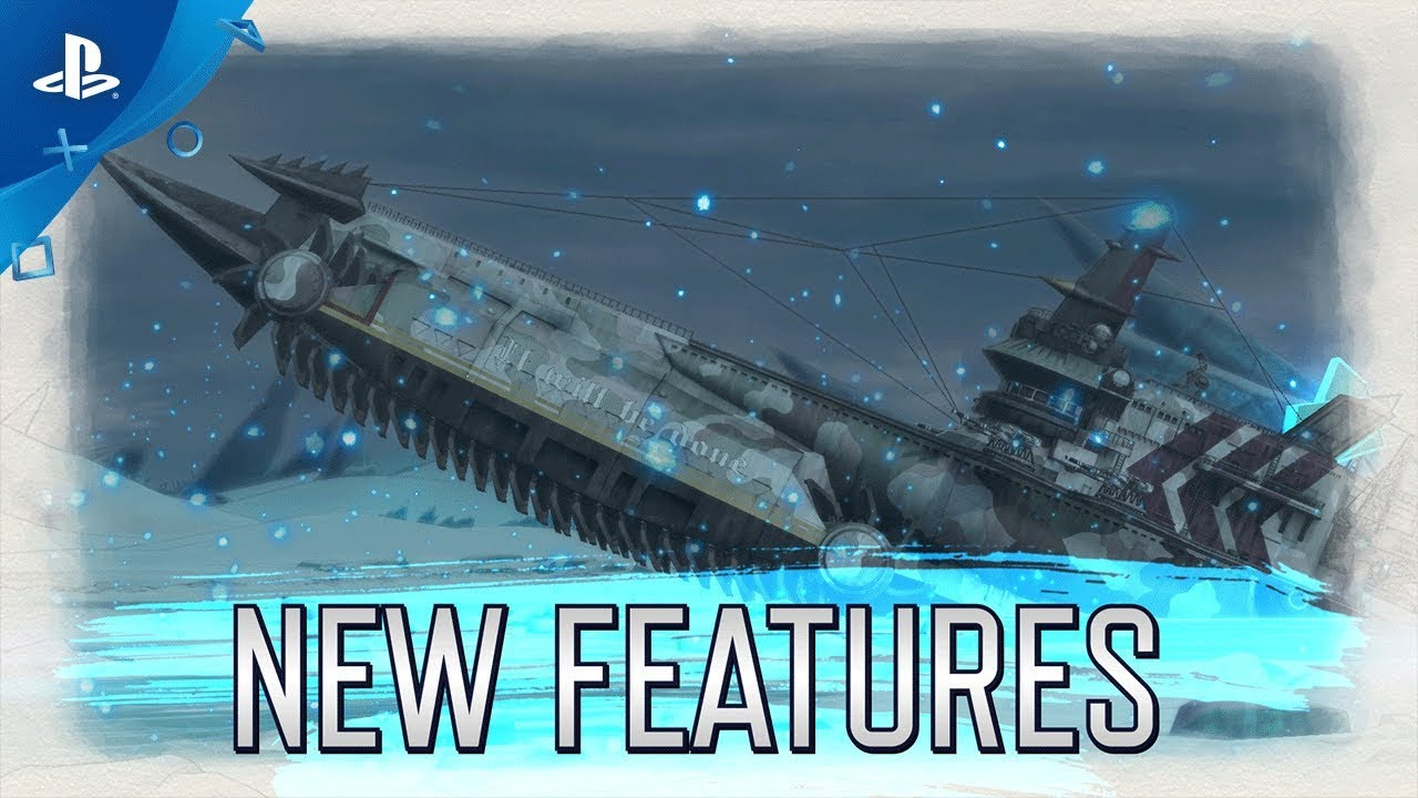 Valkyria Chronicles 4 - New Features | PS4