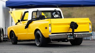 Old School Trucks Get DOWN @ SCT Denver!