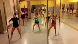 Passenger - Let her go: Pole Dance Choreo by Růženka