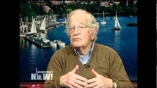 Noam Chomsky Response to Ron Paul at CNN/Tea Party Debate
