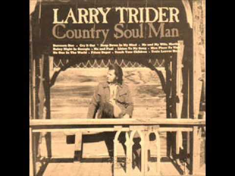 LARRY TRIDER - FRISCO DEPOT 1974