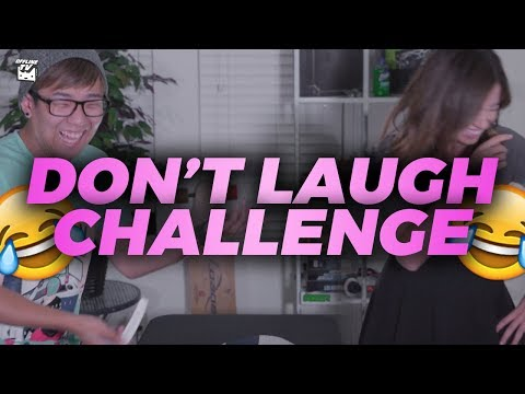 DON'T LAUGH CHALLENGE l OFFLINETV