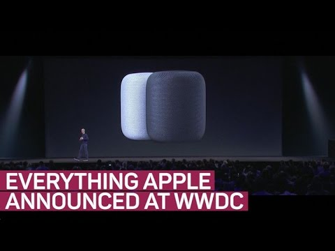 HomePods and what you need to know from Apple's WWDC