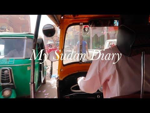My Sudan Diary: Part 1