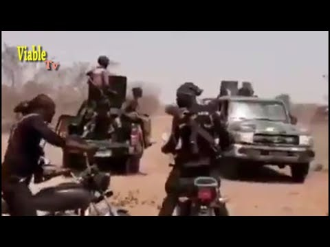 FANTASTIC!!! Nigerian Army Decimating The Ranks Of Boko Haram Insurgents