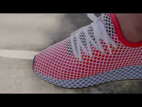 fa0134fad02ee1 Adidas Deerupt Runner - YouTube