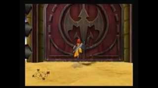 Let's Play Dragon Quest VIII JCK Bonus Episode 4: Dragovian Trials RAGE!!!!!