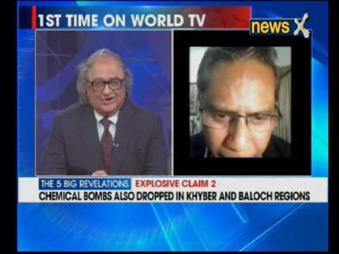 Nation at 9: Pakistan using chemical weapons in Khyber Pakhtunkwa