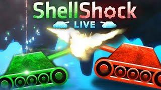 ЧЕЙ ТАНК СИЛЬНЕЕ? 100% УГАР - ShellShock Live