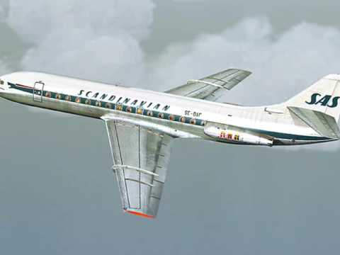 Sud Aviation Caravelle FS2004