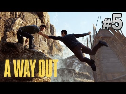 A Way Out#5  [PS4 Pro 60FPS]