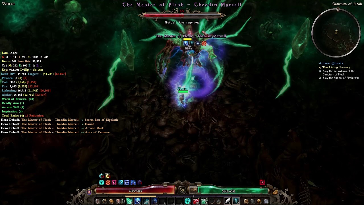 grim dawn 1 1 4 1 hellfire pyran sorcerer vs crucible 150 170 4m 55s by shoot 2033 cyberspace and time