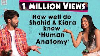 Shahid-Kiara's FUNNIEST quiz on Human Anatomy
