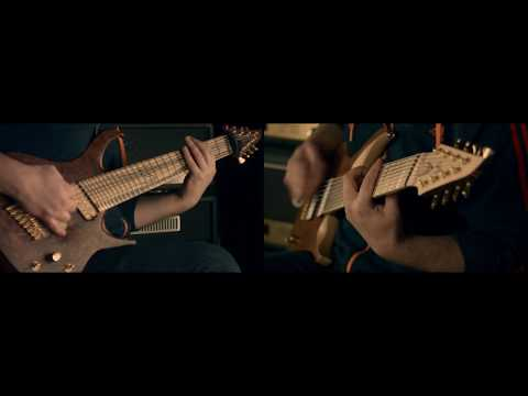 Modern Day Babylon - Coma ||| guitar playthrough |||