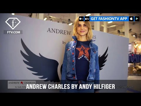 Andrew Charles Collection By Andy Hilfiger | FashionTV | FTV