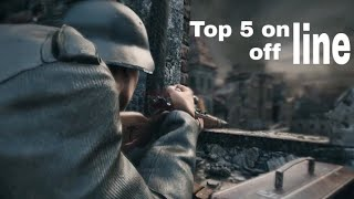 Top 5 Android shooting games