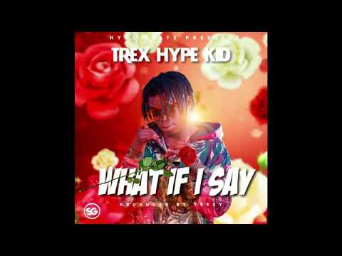 Fireboy DML -Trexy Hype-Kid - What If I Say ( Cover )