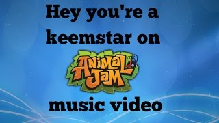 Hey now you're a keemstar Animal Jam music video *WITH SWEARS*