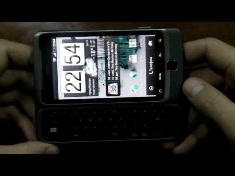 """Гуглофон"" HTC Desire Z - обзор от Droider.ru"