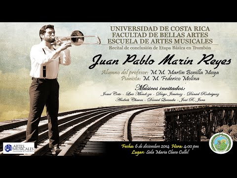 Recital - Juan Pablo Marin Reyes