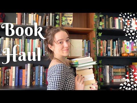 ????Fall Book Haul???? : Classics & Dark Tales