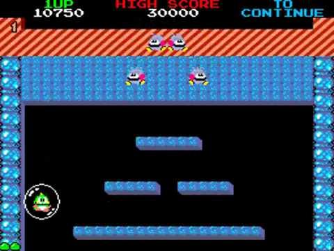 Videogiochi Anni 80\90 - Super Bobble Bobble