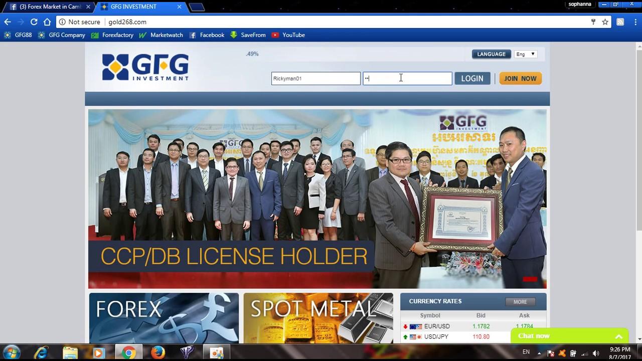 Forex trading cambodia