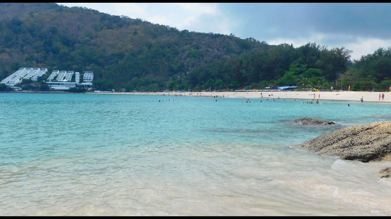 Пляж Най Харн (Пхукет) - YouTube