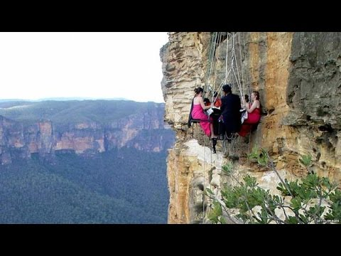 base jumper lucky chance killed when death swing stunt
