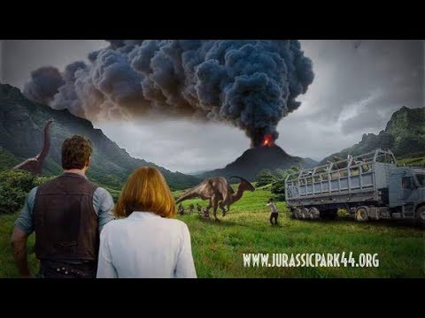 Download Youtube: Jurassic World 2 - The Volcano Extinction Theory