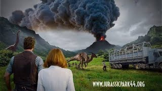 connectYoutube - Jurassic World 2 - The Volcano Extinction Theory