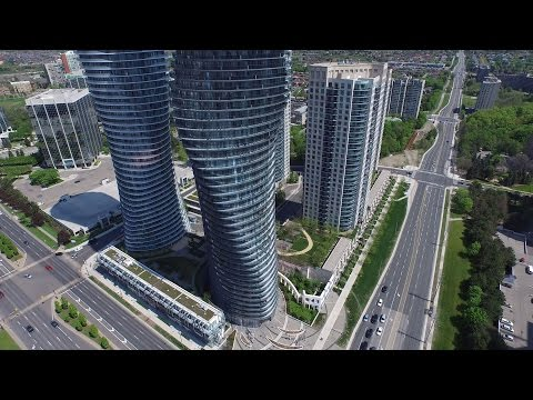 Epic video of MISSISSAUGA, Canada from Above [4K Drone]