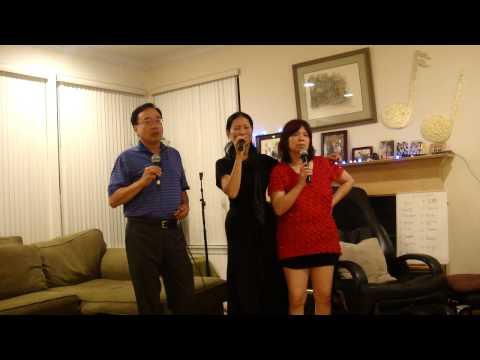 48 Something stupid Henry Yu Sylvia Tu Tammy Chao 昨夜灣區英文歌高手再齊聚一堂